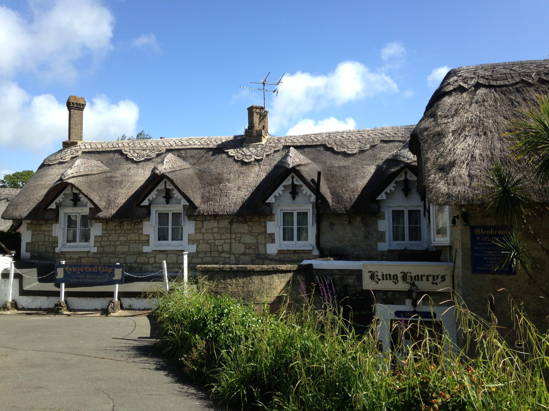 Ecco i tetti in paglia, foto di annovi