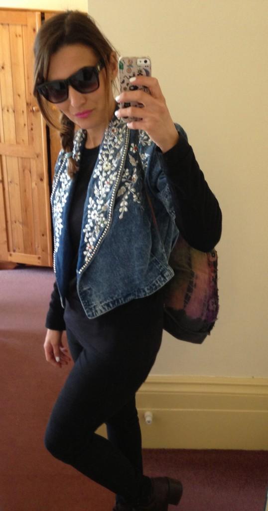 My look!