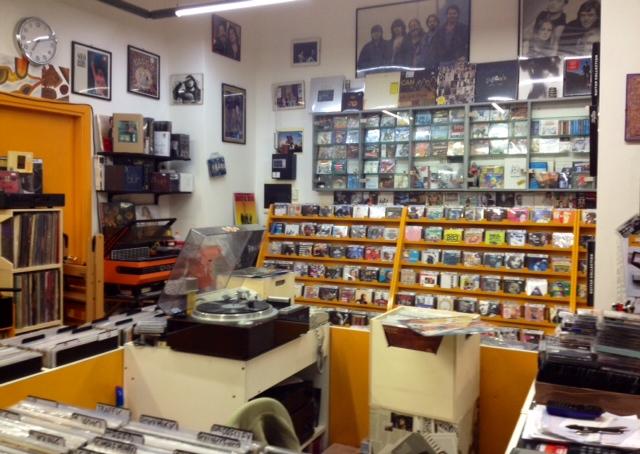 L'interno del negozio, MP Credit