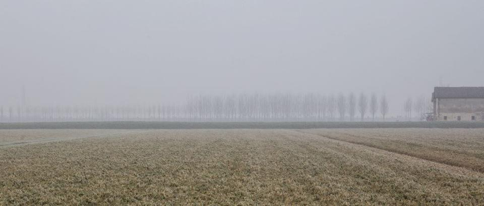Nebbia in Emilia