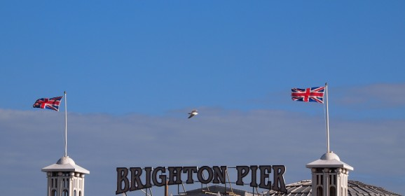 Quadrophenia filming locations: Brighton Pier