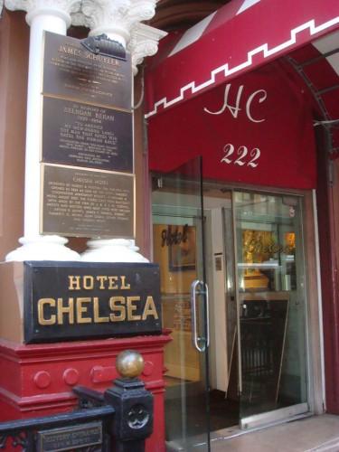 Entrata del Chelsea
