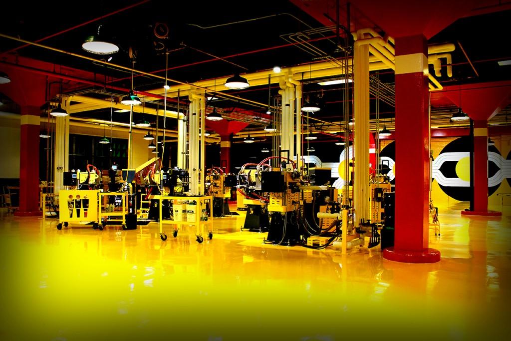 La fabbrica di Detroit