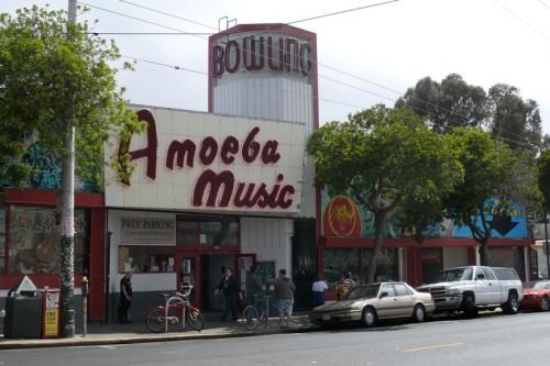 Ameba Records, SF
