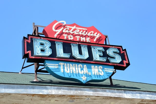 Blues-Gateway al confine traMississippi e Tennessee