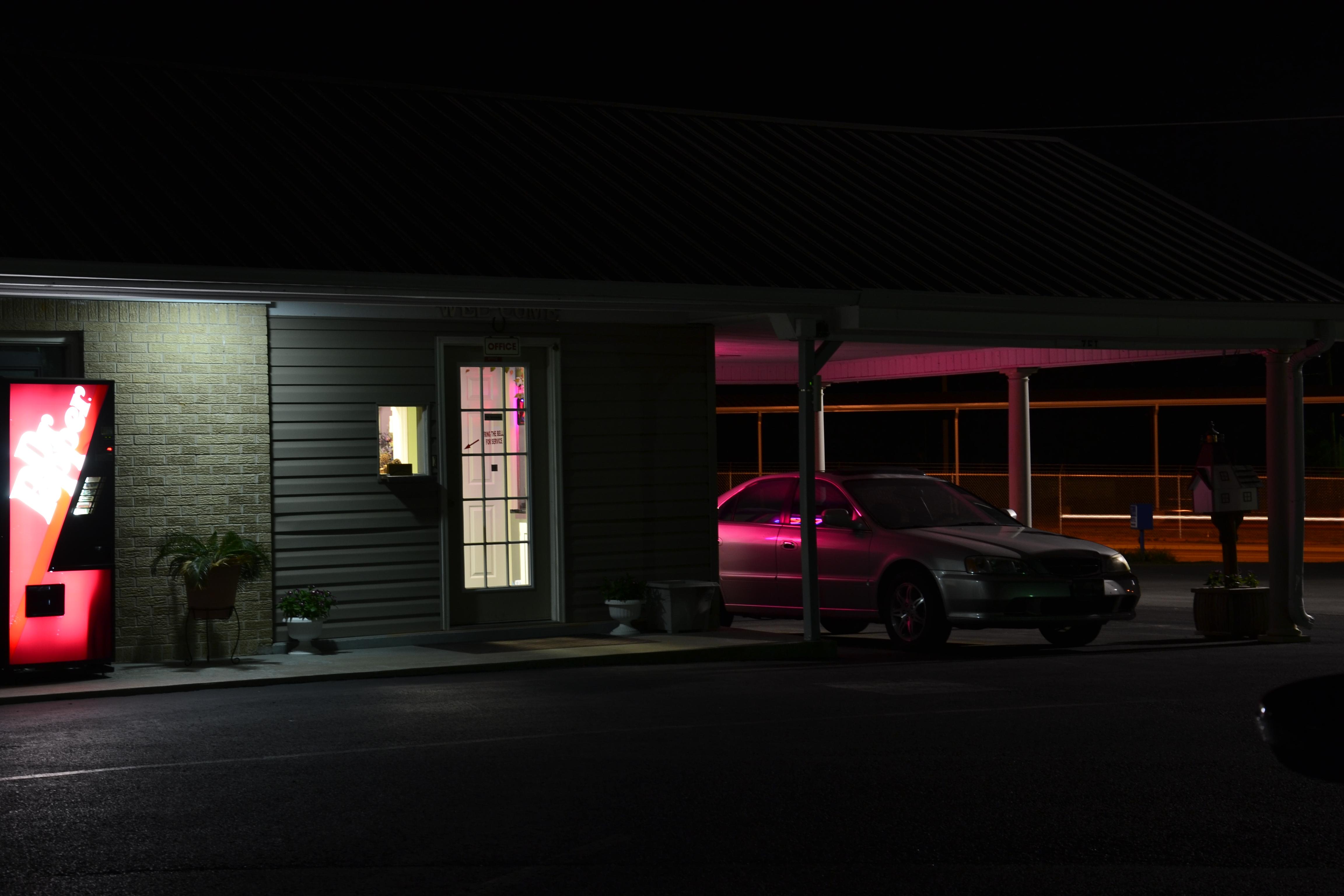Un motel tra il Mississippi ed il Tennessee