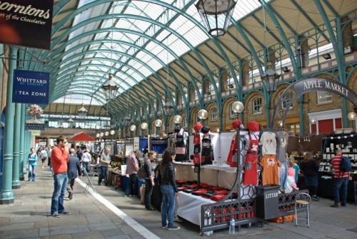Il mercato, foto di Monica