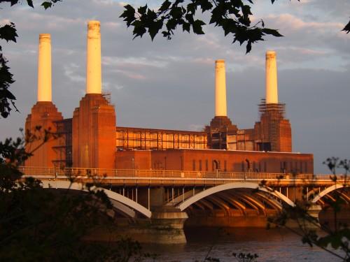 Londra e i Pink Floyd