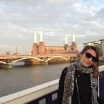 Battersea Power Station sognando i Pink Floyd