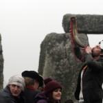 Riti pagani e musica rock a Stonehenge