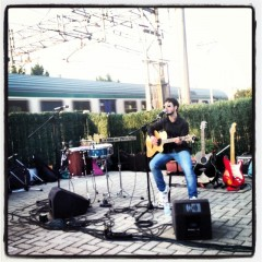 Rotaia Rock: è musica alla stazione dei treni
