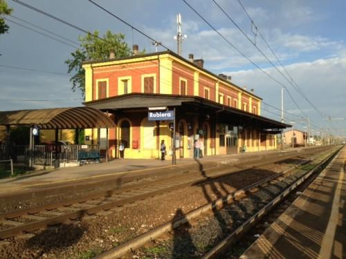 Stazione di Rubiera, foto di Annovi