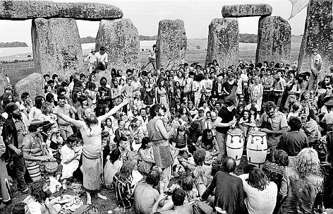 Stonehenge Festival, 1984 Solstice