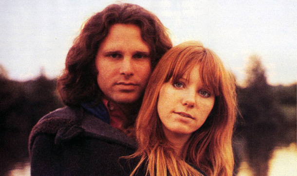 Jim e la sua amata Pamela