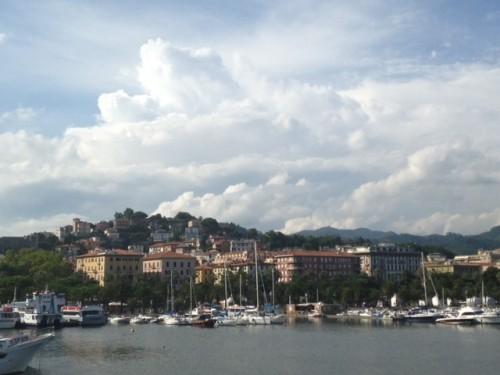 Veduta su La Spezia, foto Gloria