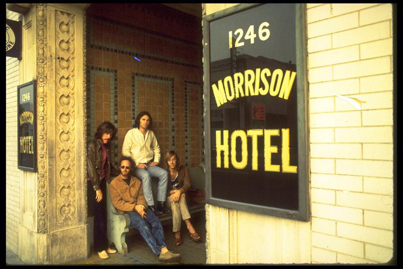 I Doors a LA, foto di Henry Diltz