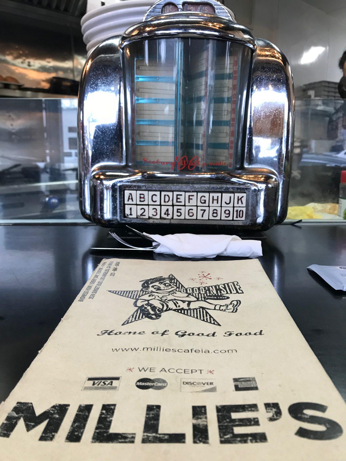 Millie's Cafè