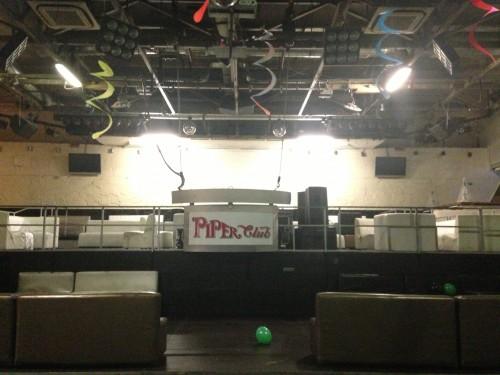 ancora l'interno del Piper
