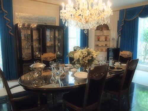 Sala da pranzo, foto di Gloria