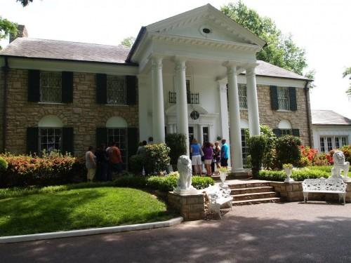 L'entrata di Graceland