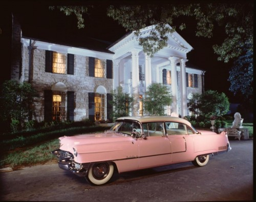 La sua Pink Cadillac