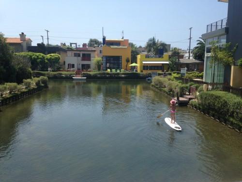 LA laguana di Venice