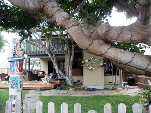 Casa in cui si dice abitò Jim, foto di Ilaria Catellani