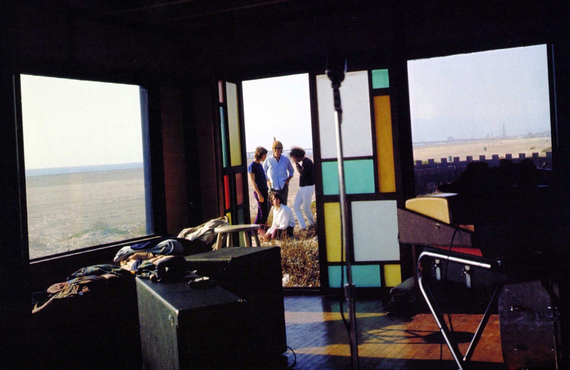 Doors a Venice nel 1966 Credit foto jaced.com