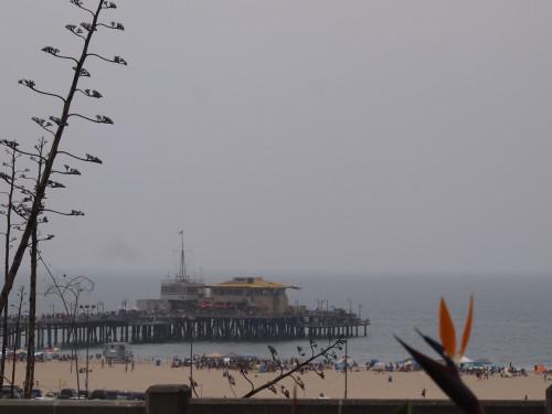 Ecco il Pier di Santa Monica