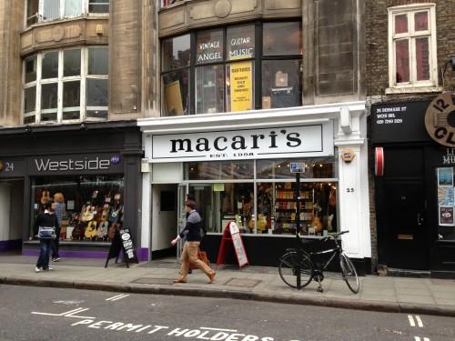Ecco Macari's