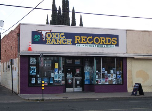 Toxi Ranch Records