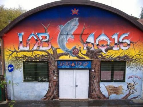 Laboratorio Aq16