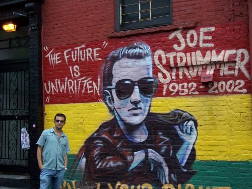 Marco a NY, 2005