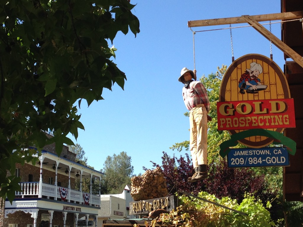 Gold Rush... foto di Gloria