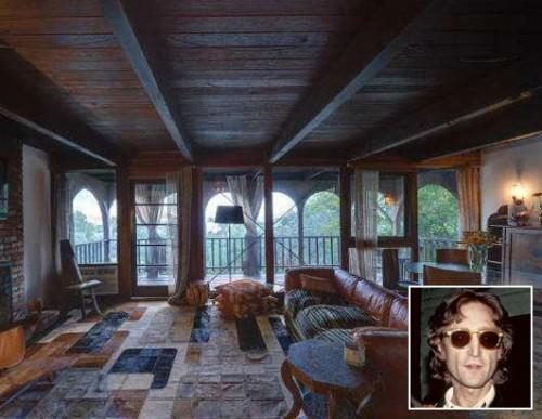 La casa di Lennon a LA