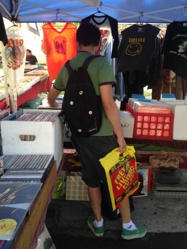 Marco in cerca di vinili e dischi usati!