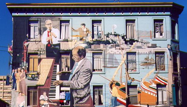 Little Italy un omaggio alla musica Jazz