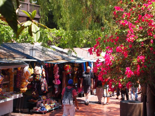 El pueblo e i suoi mercatini