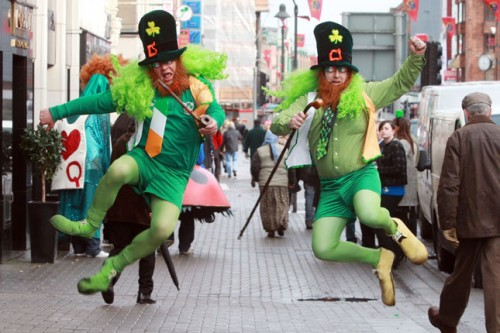 <3 irlanda