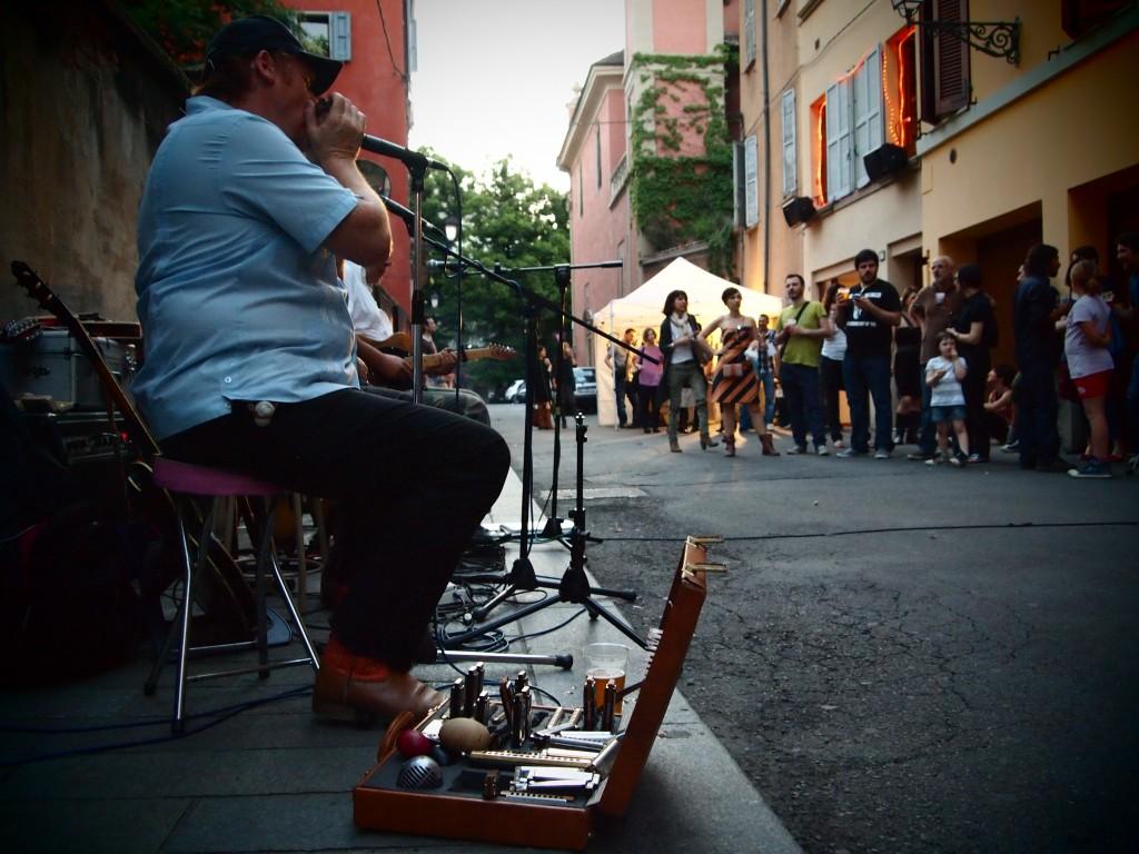 Street Musei a FE, foto di Gloria Annovi