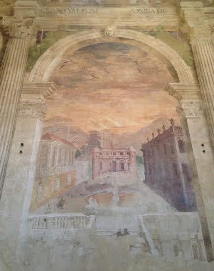 Dida che rimanda alla gloria di Roma