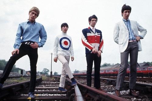 Gli Who nel 1965