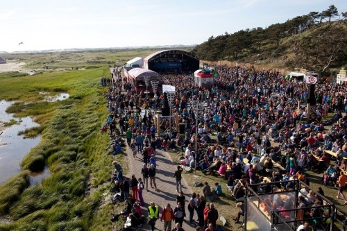 oerol festival bhoto by iamaexplant