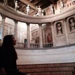 Una visita al Teatro all'Antica di Sabbioneta