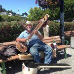 Sitting on the Dock of The Bay (of Sausalito, California)