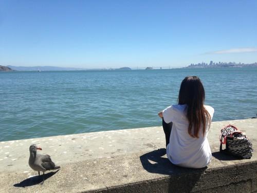 Mentre guardo San Francisco