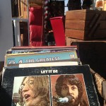 Melrose Trading Post Market: musica e antiquariato