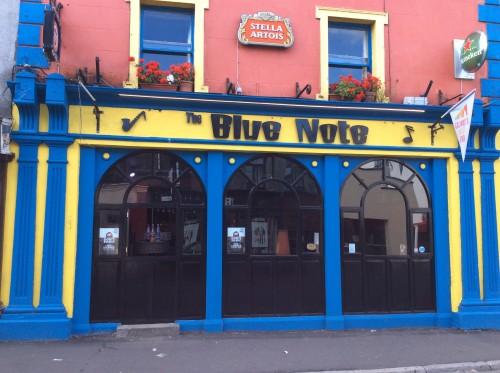 Il Blue Note di Galway
