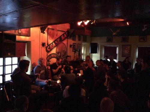 Crane Bar live set