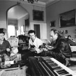 In Irlanda, sul set di Unforgettable Fire degli U2